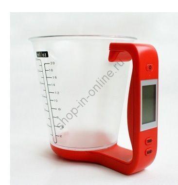 Цифровой мерный стакан