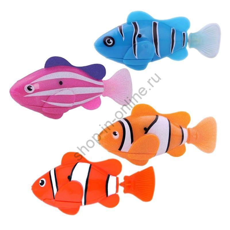 Рыбка - робот ROBOFISH