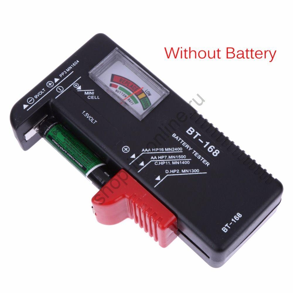 Тестер аккумуляторов и батареек.